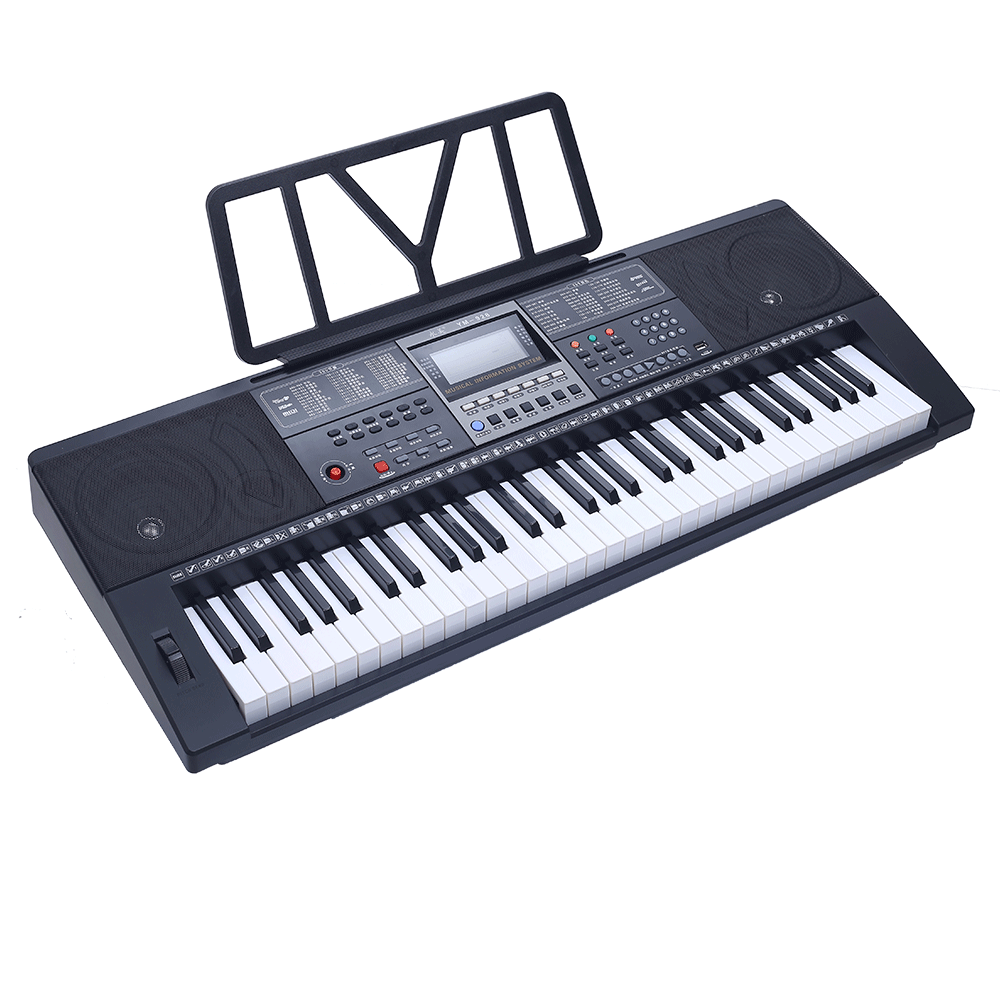 Top sale ym factory model soft piano 61 keys electronic keyboard organ