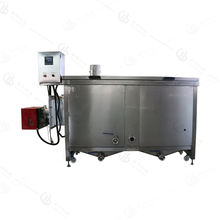 stainless steel industrial potato chips fryer /KFC chicken frying machine for frying potatoes chips