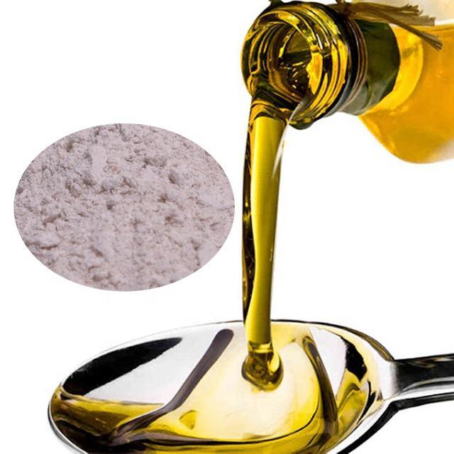 Terra sbiancante attivata con argilla di bentonite MSDS Argilla Fuller per la raffinazione dell'olio di cocco con olio di giraso