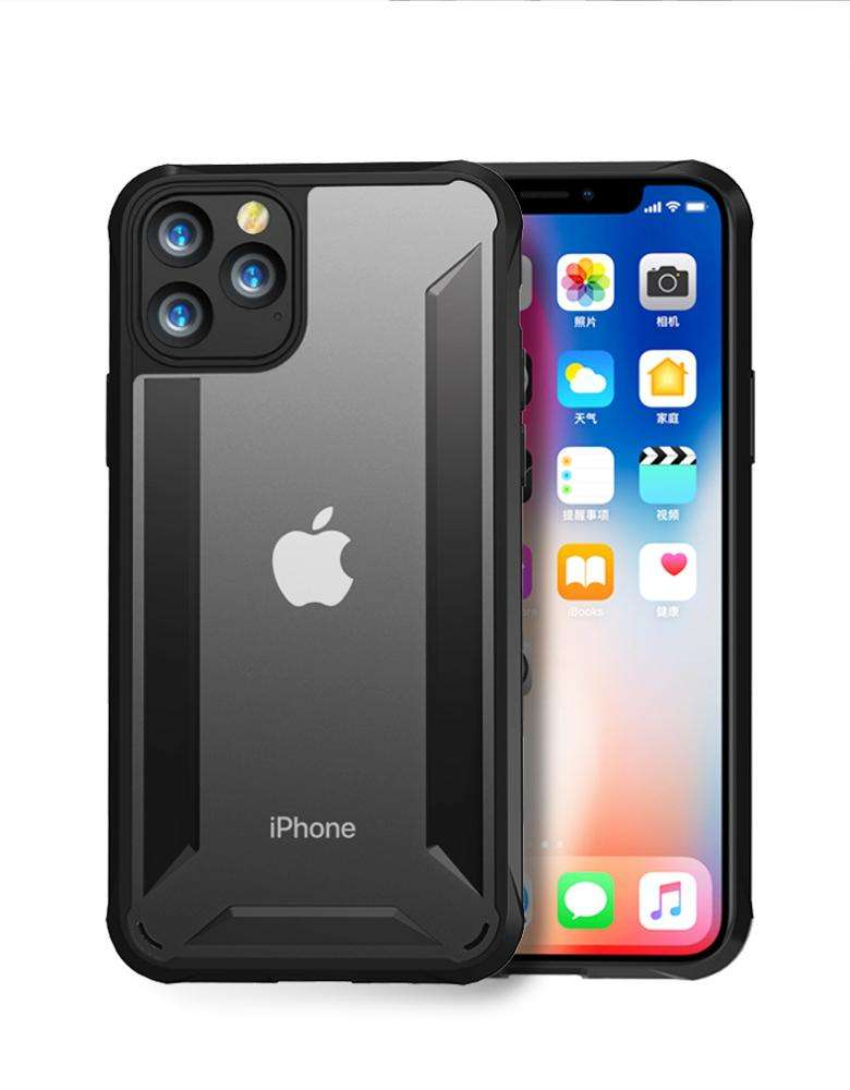 Hotselling Shockproof TPU bumper clear plastic back Protective Phone Case Cover For iPhone 11 pro