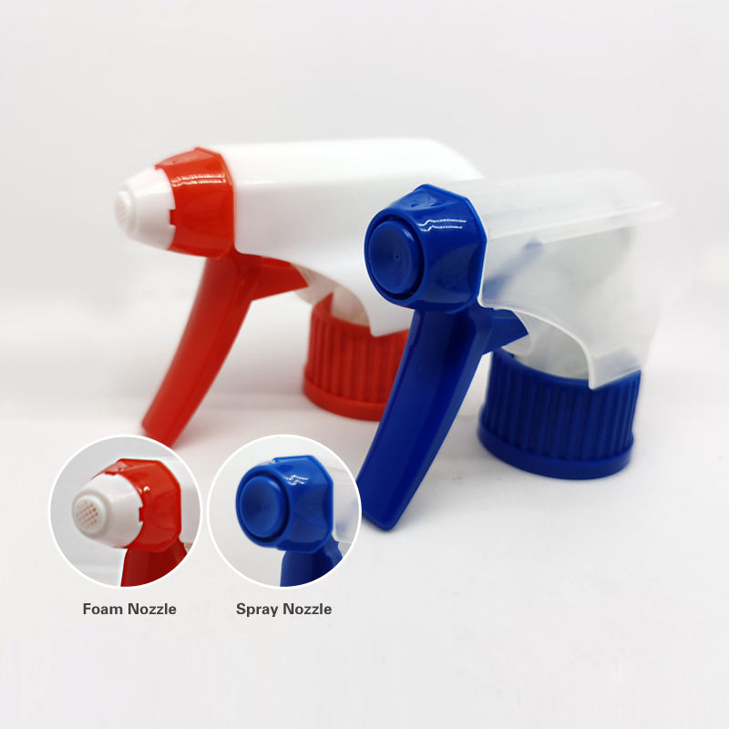 New design 28/410 household sprayer dosage 0.9cc trigger sprayer with foam nozzle