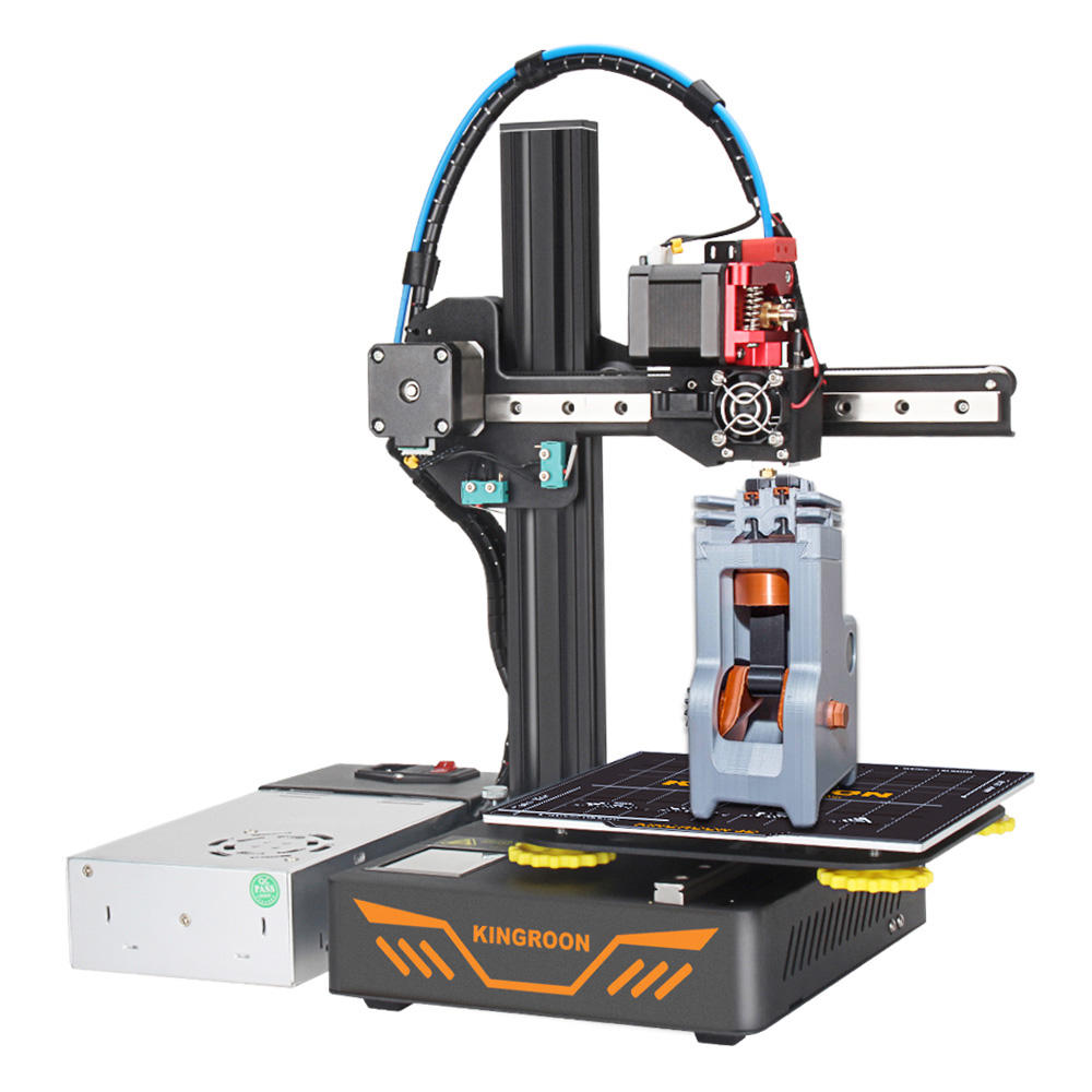 High Precision Cost Effective FDM DIY 3D Printer For Toys Design and Education