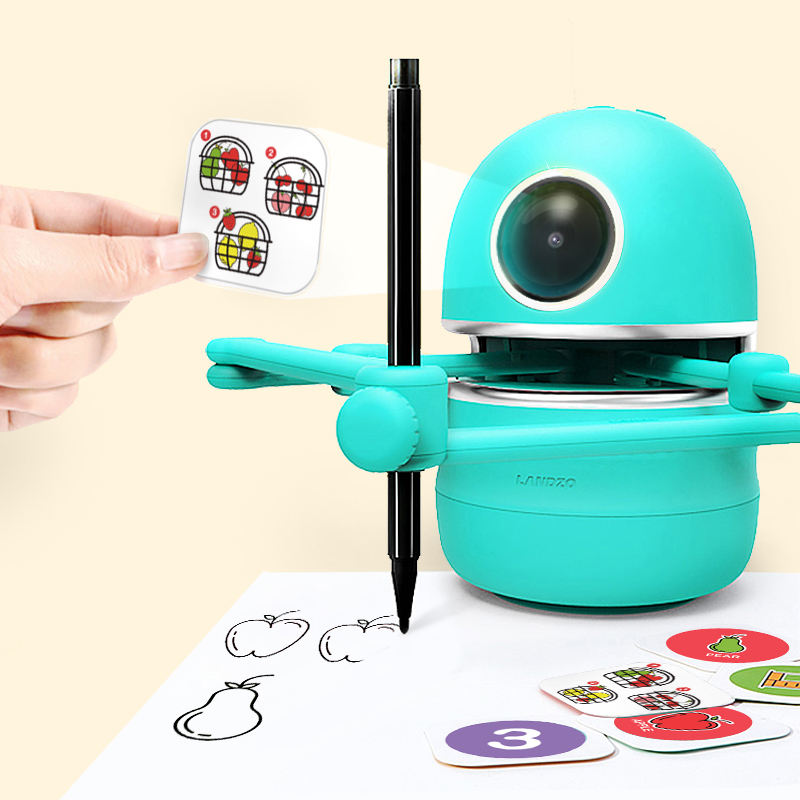 2020 Quincy Smart Drawing Stem Children Game Robot Toy Manufacturer Other Kids Educational Toys for Kids / Children