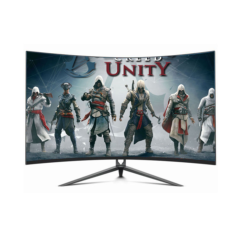 Wholesale 144hz monitor 27 inch gaming curved monitor
