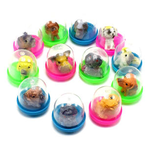 mixed cheap small vending gashapon egg capsule toys