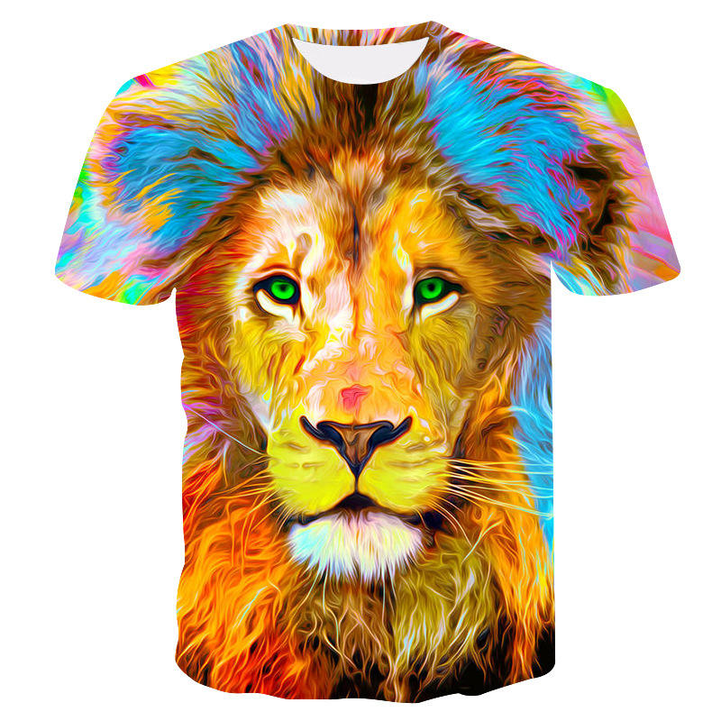 Fashion Men'S T Shirt Custom Design Your Own Printing Tee Shirt Sublimation Tshirt