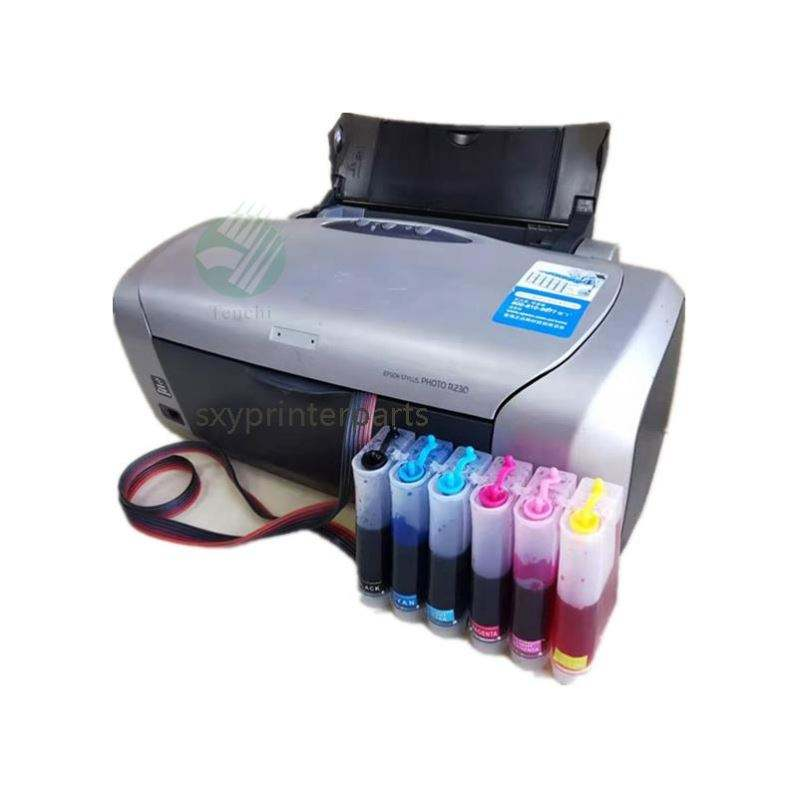 Wholesale Original 90% New Printer Machine for Epson Stylus Photo R230 Printer Factory