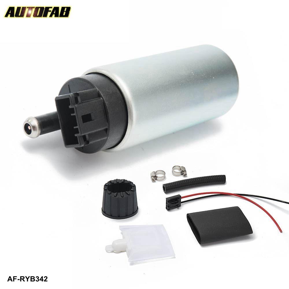 Bomba de combustible eléctrica AUTOFAB-Genuine EPMAN 255 LPH de alta presión en tanque Universal GSS342 AF-RYB342