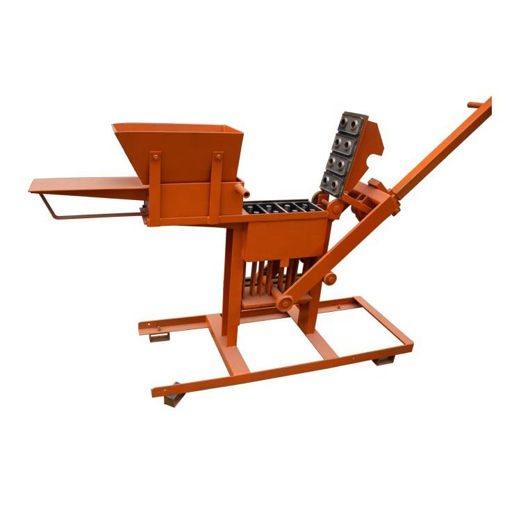 QMR2-40 Small mini clay lego aac block making machine rate low price red brick clay brick in uae and india tamil nadu