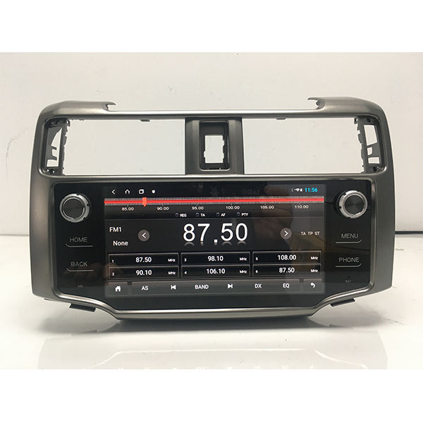 Newnavi factory price hot sale built in wifi car DVD player car GPS navigation for Toyota 4 Runner with high quality