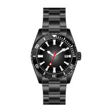 Seiko Movement Stainless Steel Automatic Diver Sapphire Crystal Dive Watch