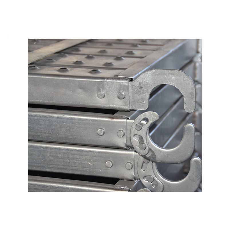 Exceptional Steel Walk Board Galvanized Steel Plank for Scaffolding material