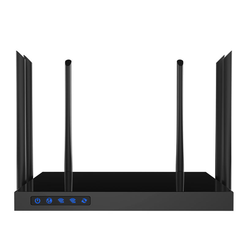 COMFAST CF-WR650AC 1750Mbps Dual Band <span class=keywords><strong>Enterprise</strong></span> 4G WiFi Routerเราเตอร์ไร้สายRj45