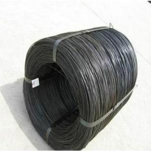 Junnan High tensile black steel wire rods for binding wire Soft black annnealing steel wire from China