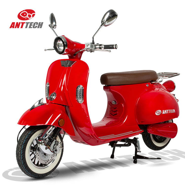 2020 EEC COC L1e 10 inch 2000W two wheel lithium battery vespa retro electric scooter