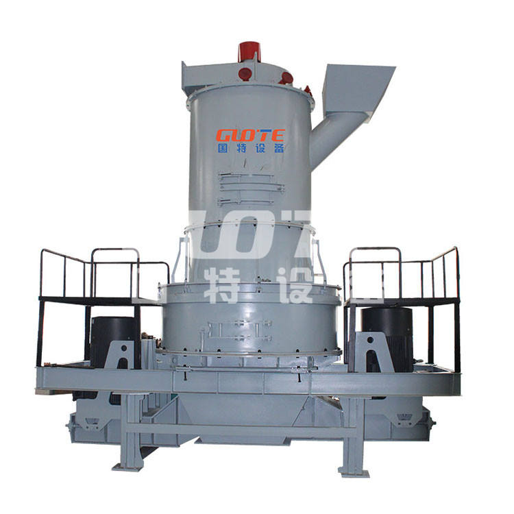 high quality quartz lining board high sand production rate vertical dry type silica sand making machine