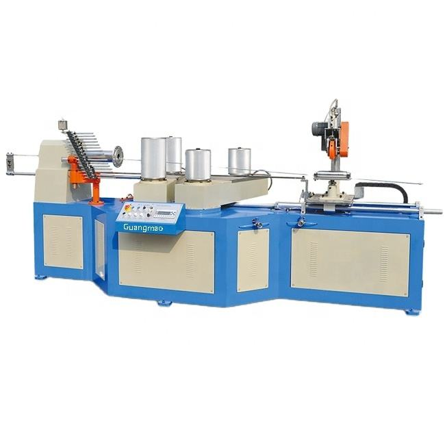 Paper core making machines used for paper tube making machine