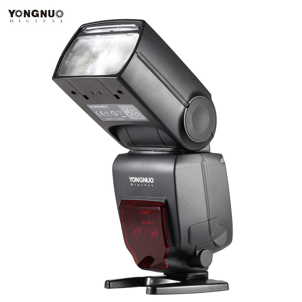 YONGNUO 2.4G Speedlite YN660 GN66 Wireless Transceiver Integrated Flash Light for DSLR Camera Canon Nikon Pentax Olympus
