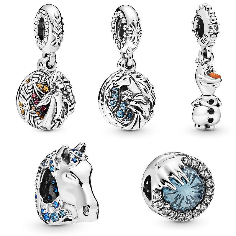 Klein Jewelry Silver charm for pandora Bracelet 925 Jewelry Original quality
