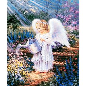 Relajante Los ángeles Patrones Punto De Cruz Para Piezas De Costura Alibaba Com