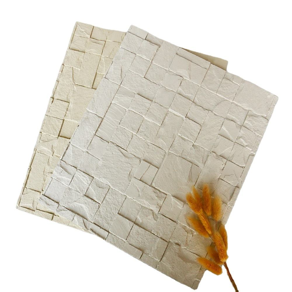 Exterior Wall Lightweight Flexible Tiles Natural Culture Stones Tiles for Luxury Hotel Decorative