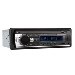 Rádio automotivo jsd520 leitor de rádio estéreo digital bluetooth carro mp3 player 60wx4 fm rádio estéreo áudio com in dash entrada aux