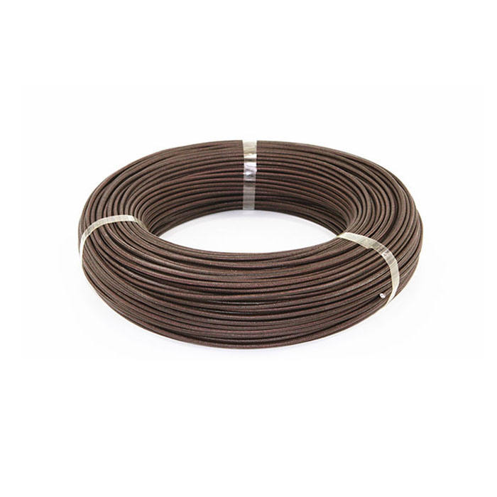 Tinned copper fiberglass Braided Fireproof High Temperature Electric Oven Cooking Heater Cable Wire