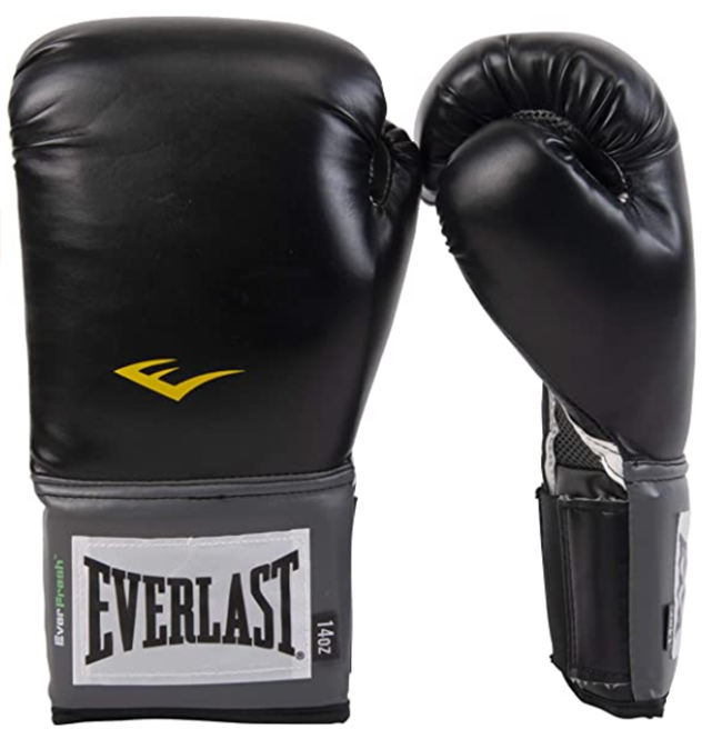 High Quality Classic Hook & Loop Boxing Gloves