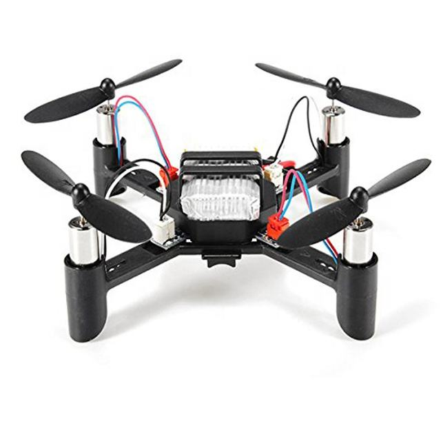 DM002 2.4G 4CH Wholesale DIY Assemble Drone 3D Flips Mini Altitude Hold RC Quadcopter Kit For Children's Gift