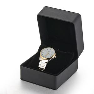 Unique Luxury OEM Factory Watch Packaging Box With Custom Logo Small Gift Displaying Case