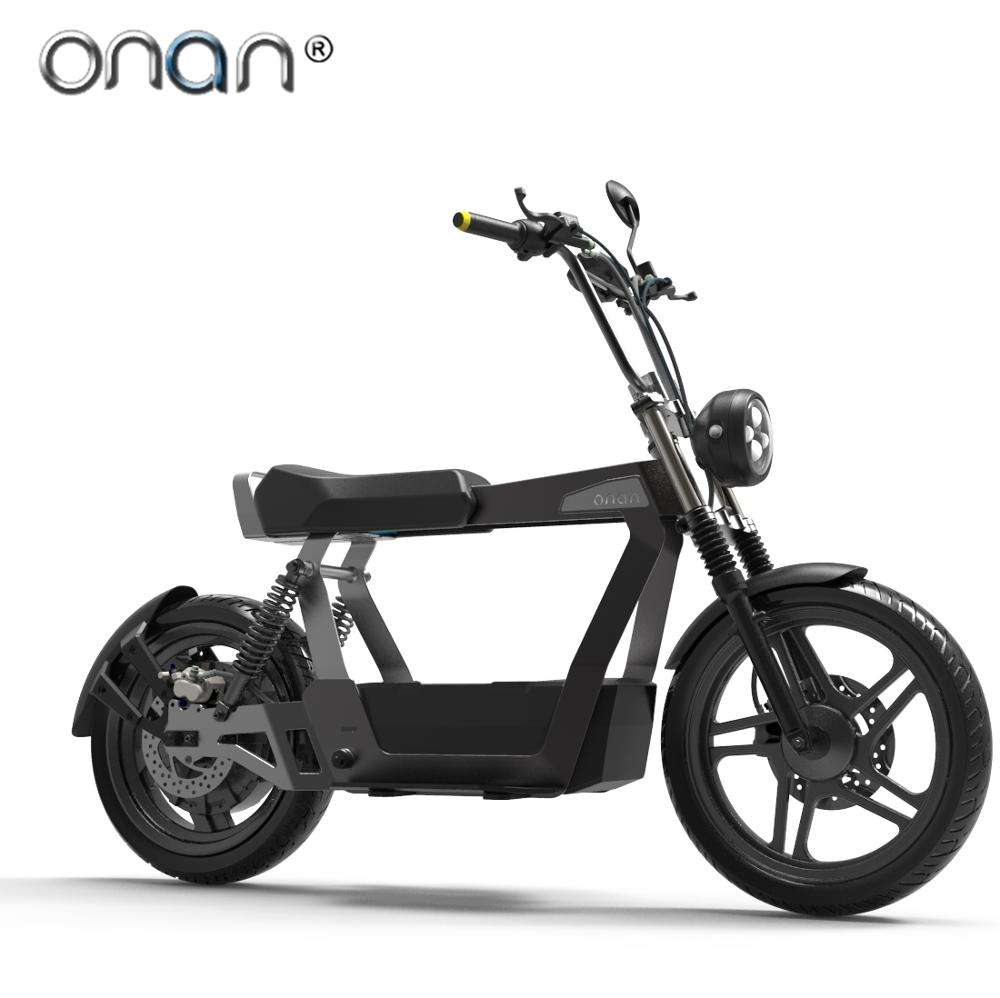 Onan Ark Electric Motorcycle E-mark Electric Motorcycle From China