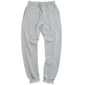 Custom 100% cotton men jogger sweatpants