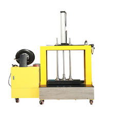 Competitive Price Automatic Strapping Horizontal Hydraulic Machine Baler Machinery