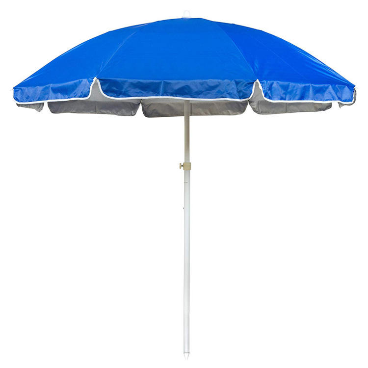 China factory price 6.5' Portable luxury advertising beach umbrella Sports Umbrella