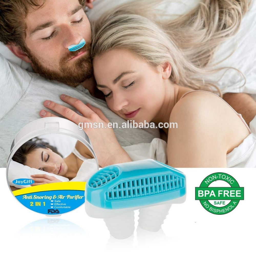 new product anti snoring clip stopper device and air purifier