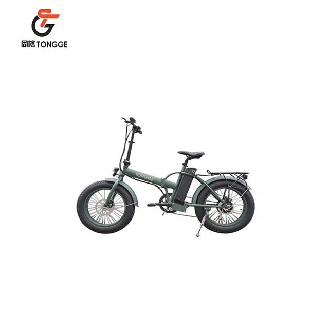 2020 OEM custom design Bafang 48V 350W 20 TG-S003 inch alloy ladys beach cruiser folding electric bike