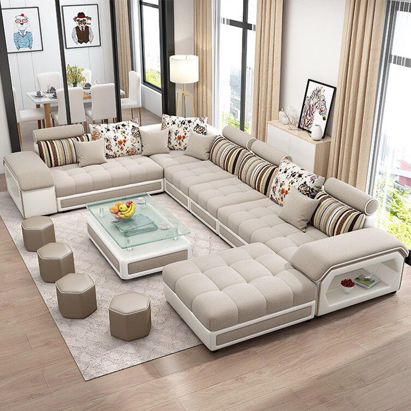 American hot sale modern multi functional sofa with relax function