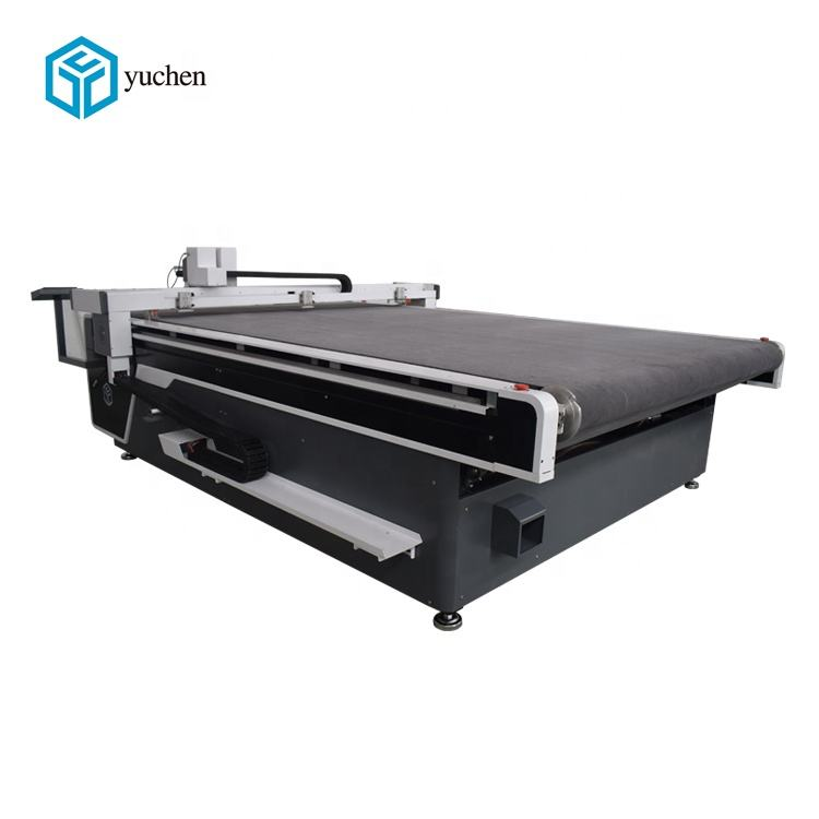China manufacturers sale fabric cloth automatic cutting machine with high quality