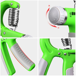 10-40 Kg Adjustable Gripper Handle Hand Grip Trainer Strength Exercises hand grip