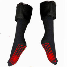 New Rechargeable Heated Socks Electric Warming Foot Thermal socks for Women Men Winter Outdoor Skiing Motorcycle Cycling Sports