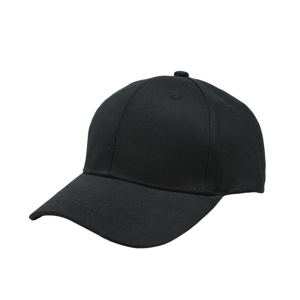 cheap promotion 6 panel blank cotton twill baseball cap in stock