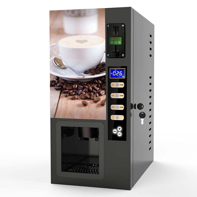 Professional Manufacturer instant premix coffee for vending machines