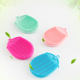 Hotsale Silicone Child Exfoliating Scrubbing Massage Mitts Body Scrub Baby Adult Wash Bath Glove