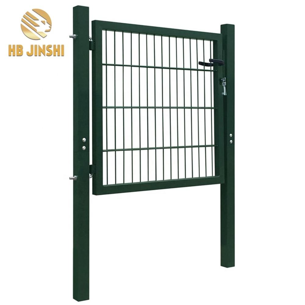 1m X 1m X1m Practical Wall Grille Metal Wire Mesh Fence Door Decorative Garden Gate