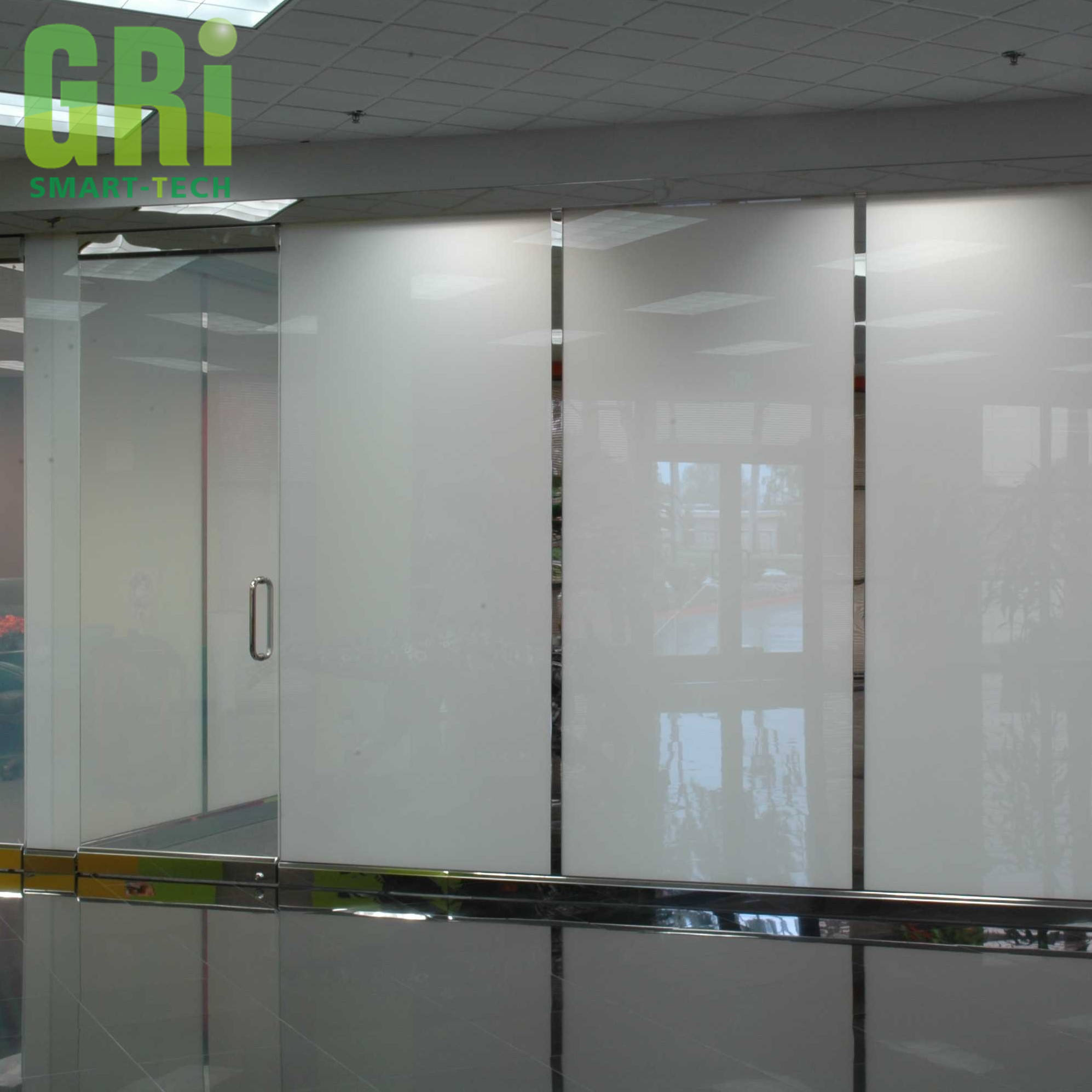 Electronic PDLC smart Film, PDLC switchable smart film, electric tint smart glass film