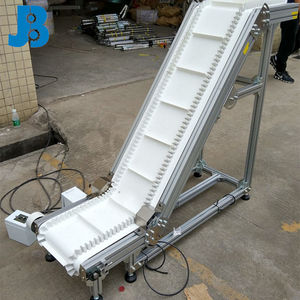 Jiabao professional custom small incline angle belt conveyor/dip angle conveyor belt