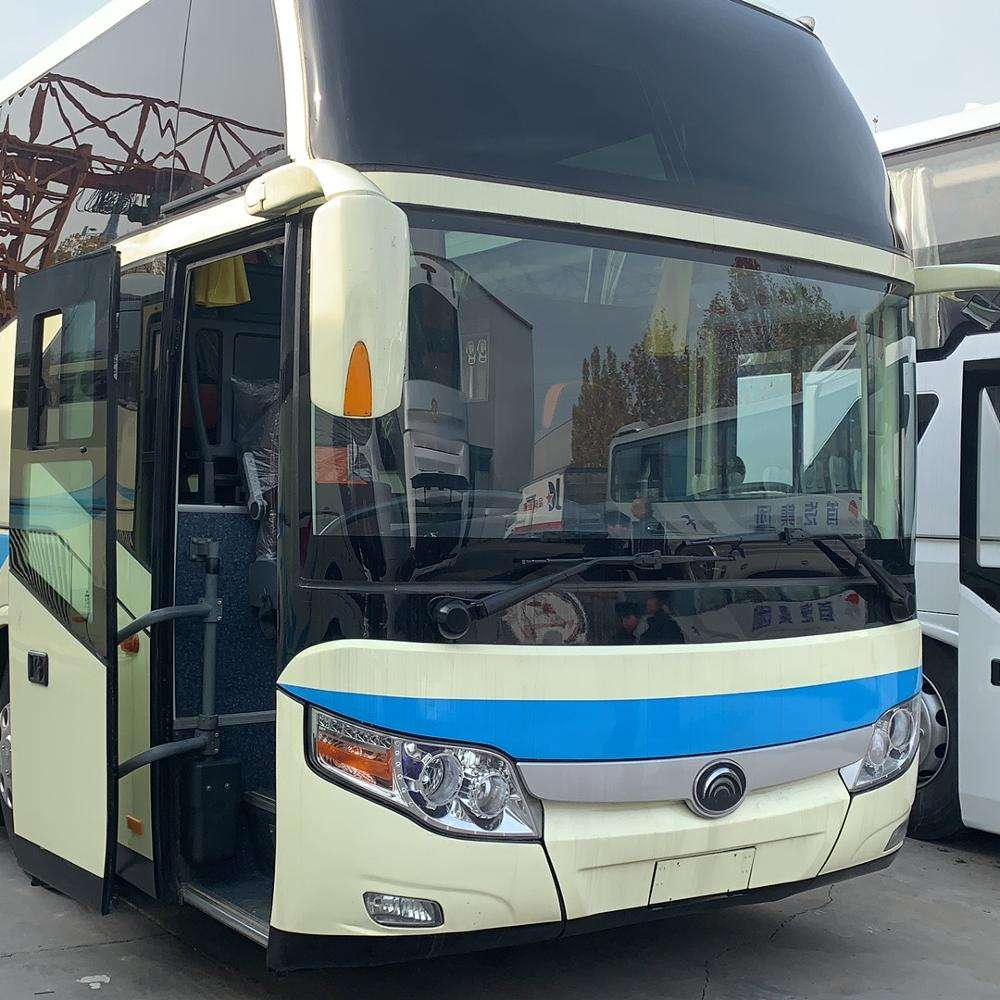 NEW MODEL USED Luxury coach bus best seller in China