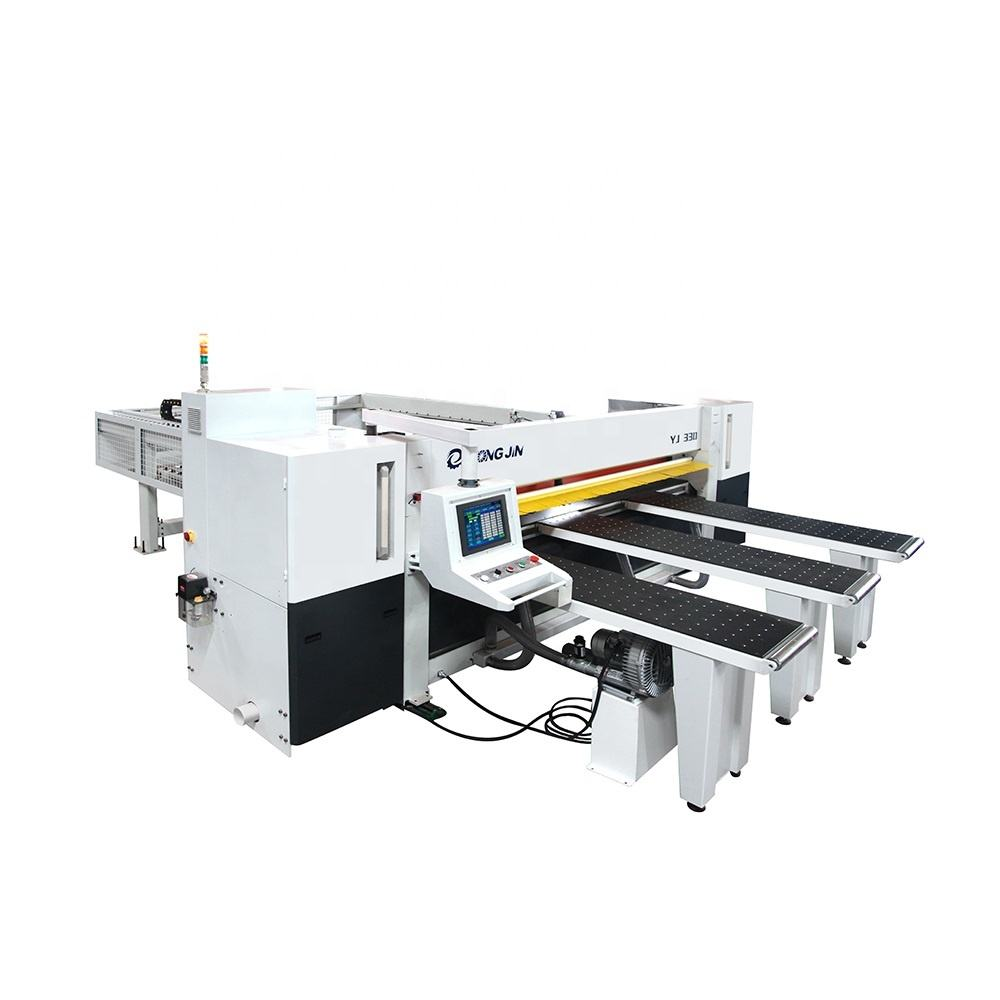 Furniture CNC Table Panel Saw For Heavy Duty Machinery Woodworking Saw