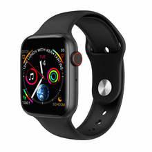 2020 full touch screen smart watch 1.54 inch fitness watch waterproof pedometer bluetooth smart bracelet smartwatch w34