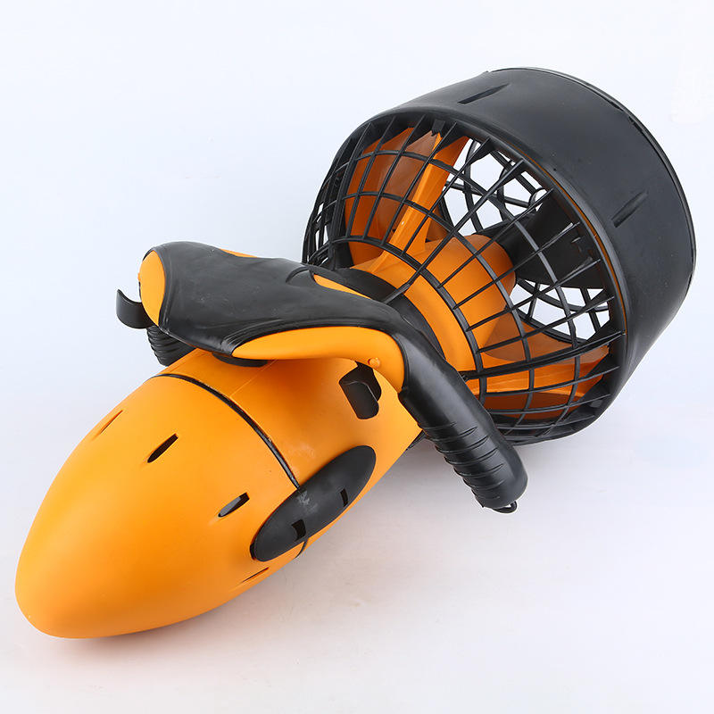 Waterproof 300W Electric Scooter Water Sea Dual Speed Propeller Diving Scuba Water Sports Equipment Underwater Scooter